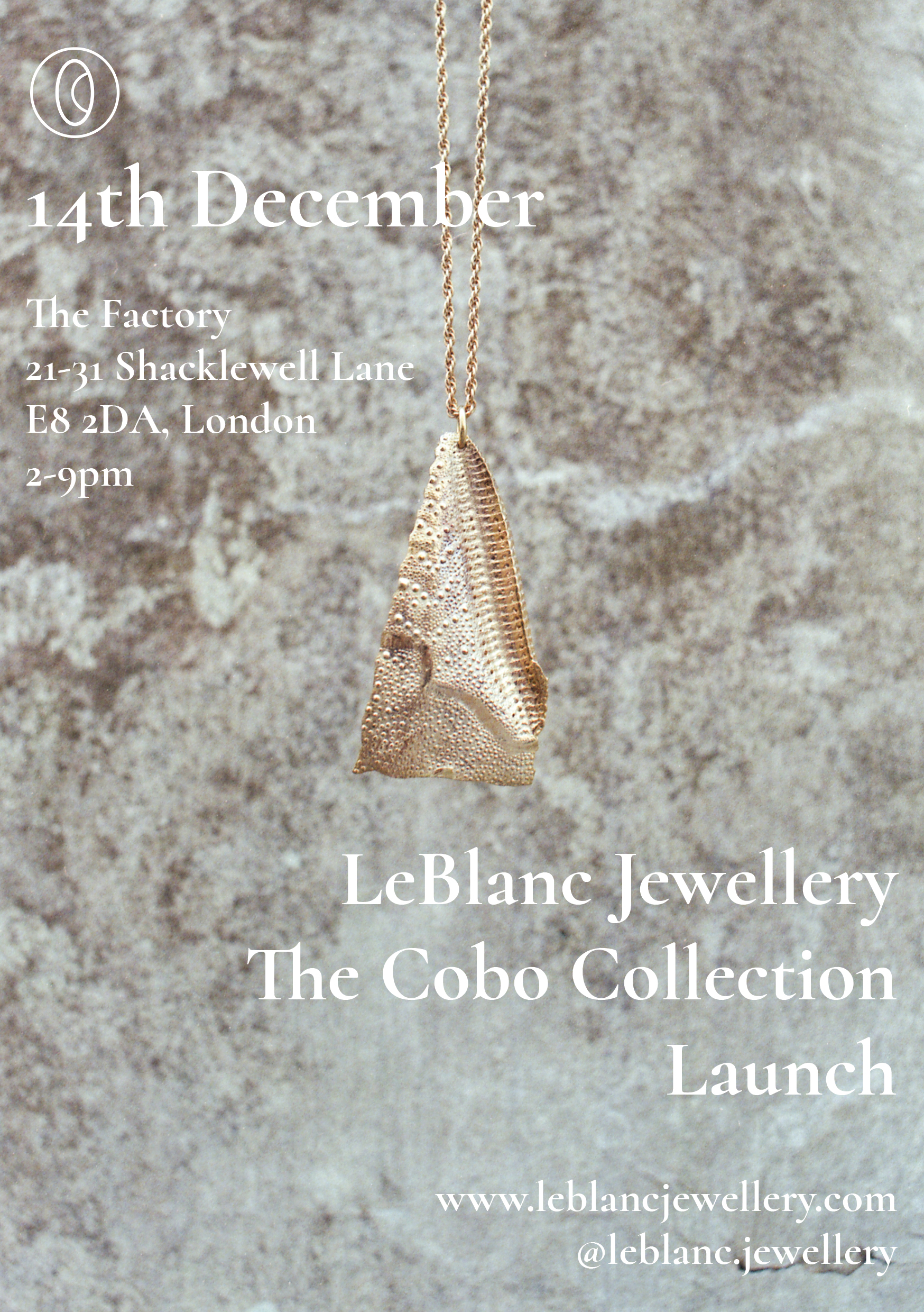 Cobo Launch Poster