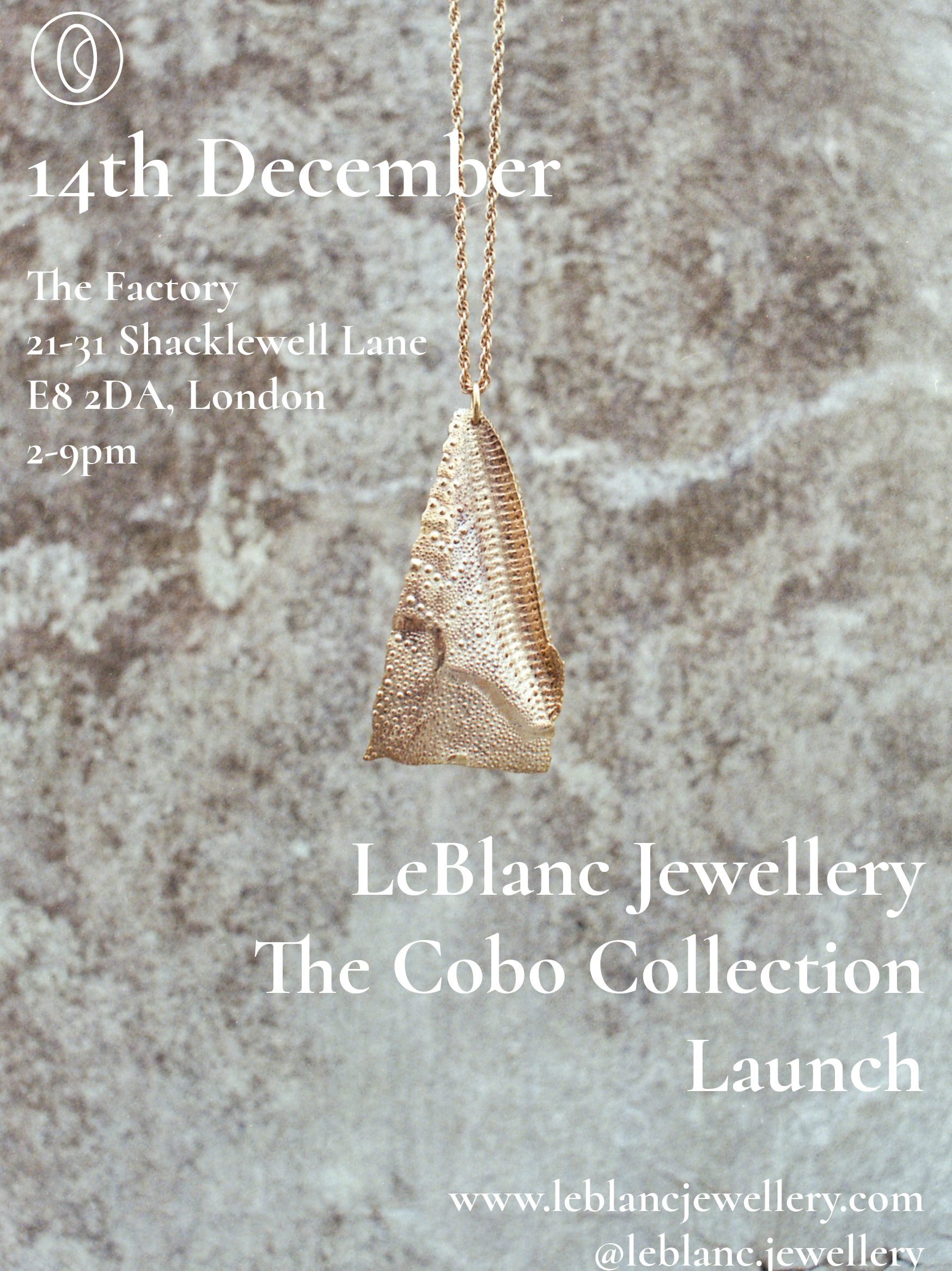 LeBlanc // The Cobo Collection Launch