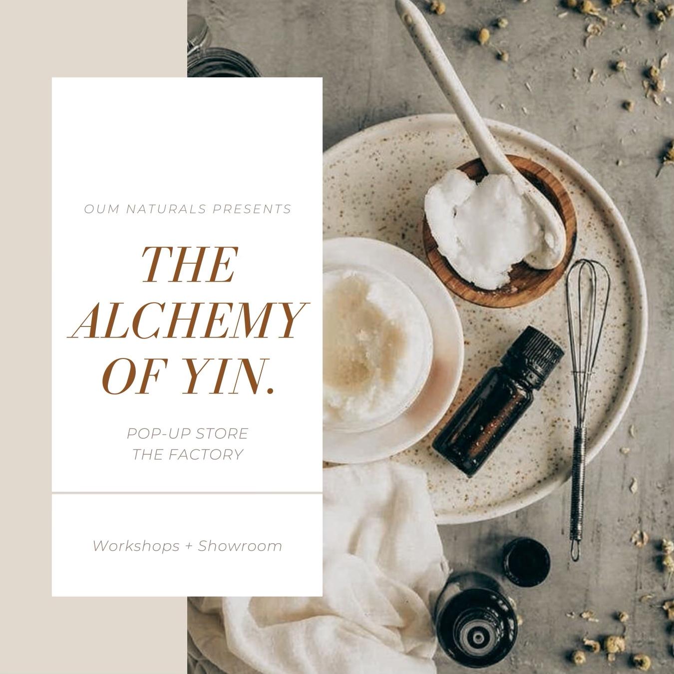 The Alchemy Of Yin. (1)